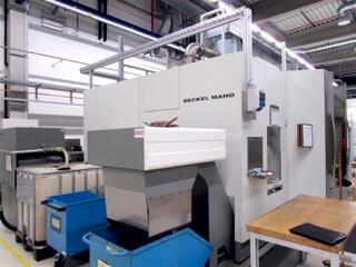 Marógép DMG DMC 80 FD duoBlock, Gyárt. é.  2006-5