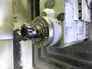 Marógép DMG DMC 80 H doubock-1