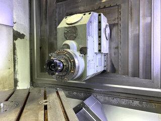 Marógép DMG DMC 80 H doubock-3