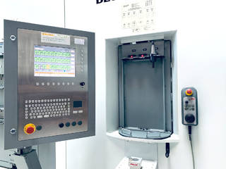 Marógép DMG DMC 80 U doublock, Gyárt. é.  2006-9