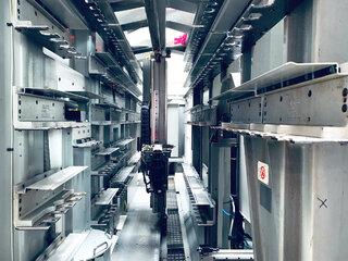 Marógép DMG DMC 80 U doublock  240 Wz., Gyárt. é.  2006-10