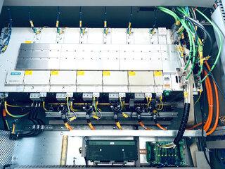 Marógép DMG DMC 80 U doublock  240 Wz., Gyárt. é.  2006-13