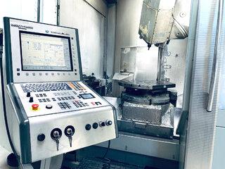 Marógép DMG DMC 80 U doublock, Gyárt. é.  2006-1