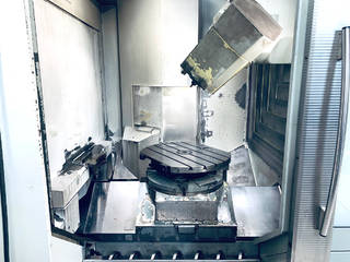 Marógép DMG DMC 80 U doublock, Gyárt. é.  2006-2
