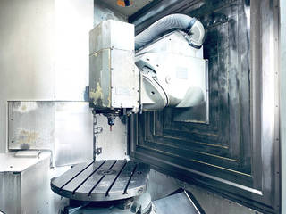 Marógép DMG DMC 80 U doublock  240 Wz., Gyárt. é.  2006-3