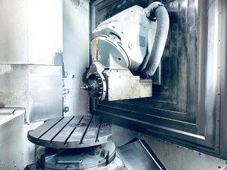 Marógép DMG DMC 80 U doublock, Gyárt. é.  2006-4