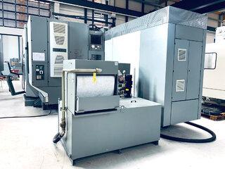 Marógép DMG DMC 80 U doublock, Gyárt. é.  2006-6