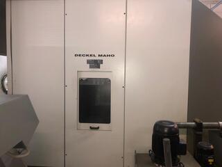 Marógép DMG DMF 220, Gyárt. é.  2001-5