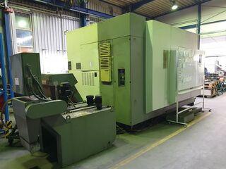 Marógép DMG DMU 125 T, Gyárt. é.  1999-7