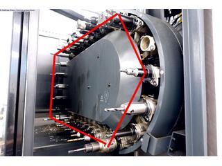 Marógép DMG DMU 65 monoBlock, Gyárt. é.  2011-4