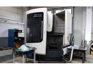 Marógép DMG DMU 80 evo, Gyárt. é.  2013-0