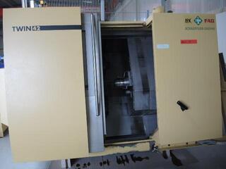 Esztergagép DMG Gildemeister Twin 42 x 2 + Robot-0