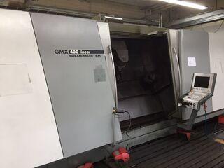 Esztergagép DMG GMX 400 Linear-0