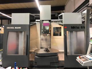 Marógép DMG Maho 1600 W, Gyárt. é.  1997-2