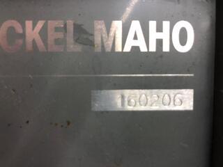 Marógép DMG Maho 1600 W, Gyárt. é.  1997-6