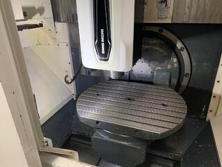 Marógép DMG Mori CMX 70 U , Gyárt. é.  2017-1