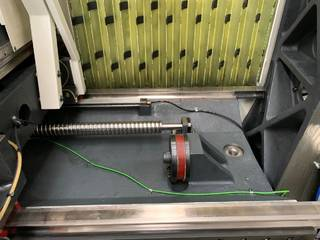 Marógép DMG Mori CMX 70 U , Gyárt. é.  2017-3