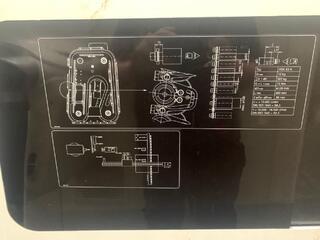 Esztergagép DMG MORI CTX beta 800 TC-5