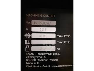 Marógép DMG Mori DMU 50 eco-7