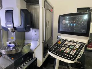 Marógép DMG Mori HSC 70 linear-1