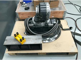 Marógép DMG Mori NVX 5100 II / 40 RV, Gyárt. é.  2013-4