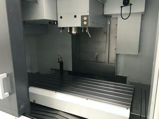 Marógép DMG Mori NVX 5100 II / 40 RV, Gyárt. é.  2013-7