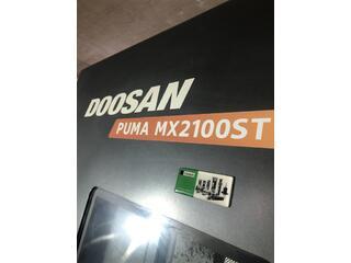 Esztergagép Doosan Puma MX 2100 ST-6