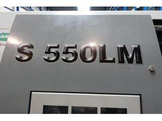 Esztergagép Doosan S 550 LM-7