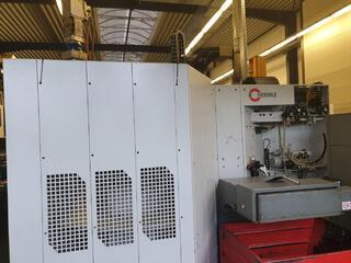 Marógép Hermle C 30 U, Gyárt. é.  2007-9