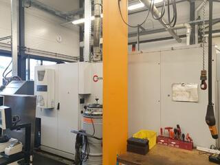 Marógép Hermle C 30UP, Gyárt. é.  2007-11