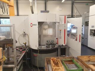 Marógép Hermle C 30UP, Gyárt. é.  2007-12