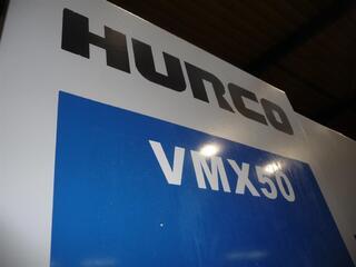 Marógép Hurco VMX 50 /40 T NC Schwenkrundtisch B+C axis-1