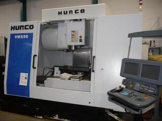 Marógép Hurco VMX 50 /40 T NC Schwenkrundtisch B+C axis-3