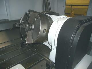 Marógép Hurco VMX 50 /40 T NC Schwenkrundtisch B+C axis-7