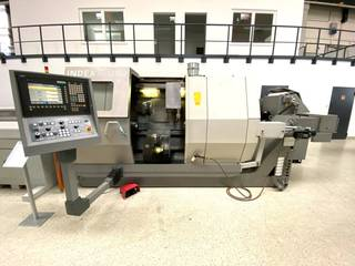 Esztergagép Index G 160-6