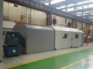 Esztergagép INNSE TPFR 90 x 6000 CNC Y-9