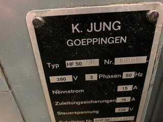 Köszörűgép Jung HF 50 RD-6