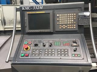 Kao Ming KMC 332 M portál marógép-5