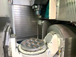 Marógép Makino D500, Gyárt. é.  2016-2