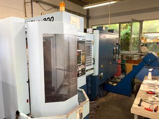Marógép Matsuura H Plus 300 PC5, Gyárt. é.  2006-0