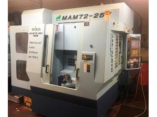 Marógép Matsuura MAM 72 25V-0