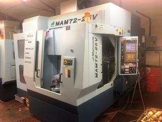 Marógép Matsuura MAM 72 25V-13