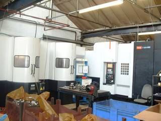 Marógép Mazak HCN 5000 Palletech, Gyárt. é.  2005-0
