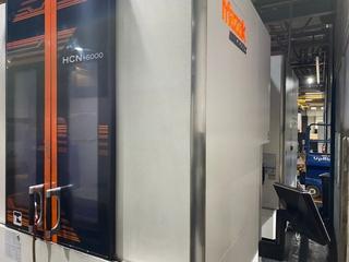 Marógép Mazak HCN 6000-0