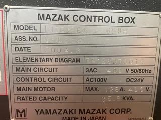 Esztergagép Mazak Integrex E 650 H x 2.000-11