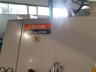 Esztergagép Mazak SQT 200-2