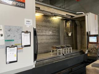 Marógép Mazak VTC 800 - 30 SR-8