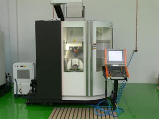 Marógép Mikron UCP 600 Vario, Gyárt. é.  2011-1