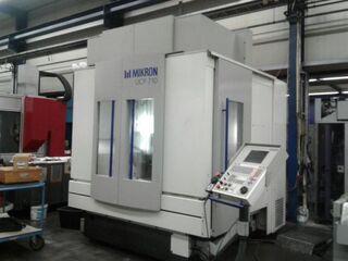 Marógép Mikron UCP 710, Gyárt. é.  2000-0