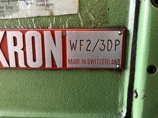 Marógép Mikron WF3 DP, Gyárt. é.  1900-1